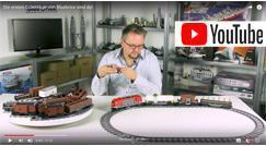 Youtube: The first cargo trains by Bluebrixx are on stock!