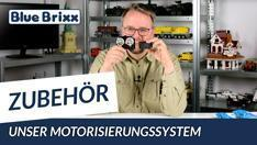 Youtube: Zubehör von BlueBrixx - wir stellen unser Motorisierungssystem vor!
