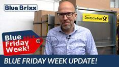 Youtube: Blue Friday Week Update - Sonderangebote bei BlueBrixx!