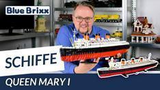 YouTube: Queen Mary I von BlueBrixx