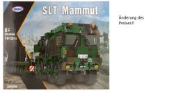 Falscher Preis bei dem Bundeswehrfahrzeug Mammut von Xingbao!
