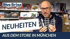 YouTube: Neuheiten @ BlueBrixx - heute aus dem Store in München!