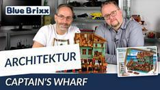 Youtube: Captain's Wharf von BlueBrixx Pro @ BlueBrixx