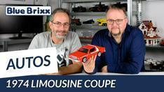 Youtube: 1974 Limousine Coupé von BlueBrixx