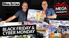 Youtube: Black Friday & Cyber Monday bei BlueBrixx - Mega-Angebote im Shop und in den Stores!