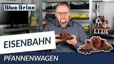 YouTube: Pfannenwagen von BlueBrixx