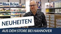 YouTube: Neuheiten @ BlueBrixx - heute aus dem Store in Garbsen bei Hannover!