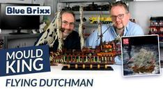 Youtube: Flying Dutchman von Mould King @ BlueBrixx