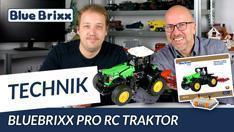 Youtube: RC Technik-Traktor von BlueBrixx Pro @ BlueBrixx
