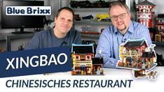 Youtube: Chinesisches Restaurant von Xingbao @ BlueBrixx - ein Gebäude der Tang-Dynastie!