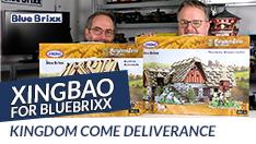 Youtube: Kingdom Come Deliverance @ BlueBrixx - große Sets eingetroffen!