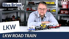 Youtube: LKW Road Train von BlueBrixx