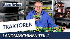 Youtube: Landmaschinen von BlueBrixx - Teil 2 unserer neuen Serie!