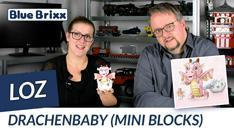 YouTube: Drachenbaby von LOZ aus Mini Blocks @ BlueBrixx