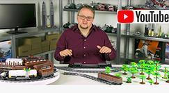 Youtube: Weitere Güterwagen erhältlich!