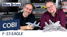 YouTube: F 15 Eagle von Cobi @ BlueBrixx
