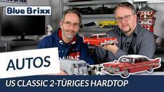 Youtube: US Classic 2-türiges Hardtop von BlueBrixx