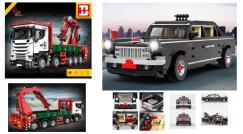 Bald erhältlich:  zwei neue Sets von Happy Build