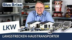 Youtube: Set aus 2 Langstrecken-Haustransportern von BlueBrixx