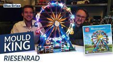 Youtube: Riesenrad von Mould King - mit Motor, Licht & Sound!