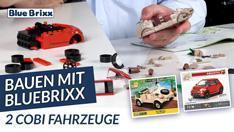 Youtube: Bauen mit BlueBrixx - zwei Fahrzeuge von Cobi
