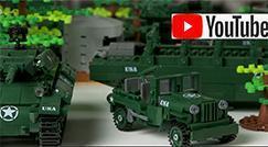 Review zweier US-Panzer und Jeep als Neuheit!