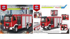 Bald erhältlich:  Schlingmann HLF 20 Varus 4x4 von Xingbao