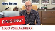 Lego vs. BlueBrixx - Dokumente zu Einigung/Vergleich mit Lego