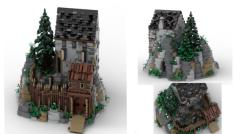 Burg Blaustein eingetroffen!