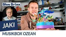 YouTube: Musikbox Ozean von Jaki @ BlueBrixx - Heute spielt Musik im Noppensteinstudio!