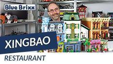 Youtube: Restaurant & Hotel von Xingbao @ BlueBrixx