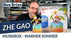 Youtube: Musikbox Warmer Sommer von Zhe Gao @ BlueBrixx