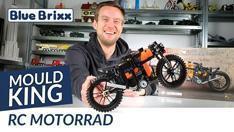Youtube: RC-Motorrad von Mould King @ BlueBrixx