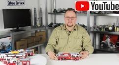 Youtube: Seagrave Rearmount Ladder von Bluebrixx