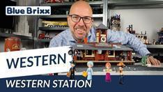 Youtube: Western Station von BlueBrixx Pro @BlueBrixx