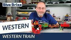 YouTube: Westernzug von BlueBrixx Pro @BlueBrixx