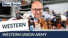 YouTube: Western Union Army von BlueBrixx - made by XingBao