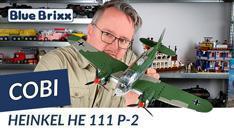 YouTube: Heinkel HE 111 P-2 von Cobi @BlueBrixx