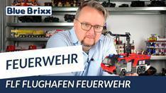 YouTube: FLF Flughafen Feuerwehr von BlueBrixx