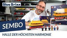 YouTube: Halle der höchsten Harmonie von Sembo @BlueBrixx