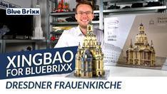 Youtube: Dresdner Frauenkirche von Xingbao for BlueBrixx