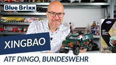 Youtube: Bundeswehr ATF Dingo von Xingbao @ BlueBrixx