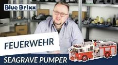 Youtube: Seagrave Pumper von BlueBrixx