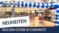 YouTube: Neuheiten @ BlueBrixx - heute aus dem neuen Store in Chemnitz!