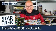 Youtube: Star Trek @ BlueBrixx – Lizenz und neue Projekte!