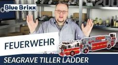 Youtube: Seagrave Tiller Ladder von BlueBrixx