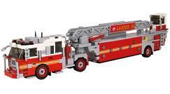 Seagrave Tiller Ladder sold out in record time