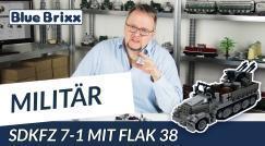 Youtube: SdKfz 7-1 von BlueBrixx