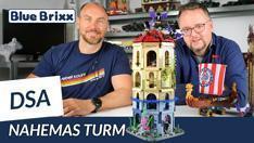 Youtube: Das Schwarze Auge - Nahemas Turm von BlueBrixx - mit Studiogast Niko!