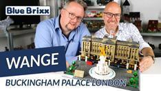 Youtube: Buckingham Palace von Wange @ BlueBrixx